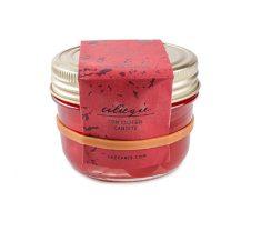 Salsa dolce-piccante di ciliege rosse