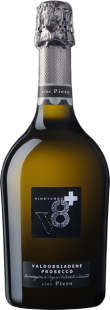 Wino Sior PIERO – Valdobbiadene Spumante Extra Dry Sup. DOCG