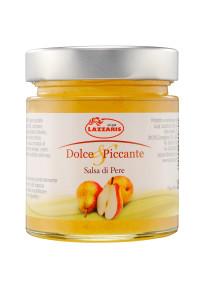 Salsa dolce piccante di pere
