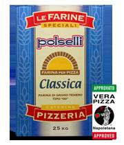Polselli Farina Classica BLU