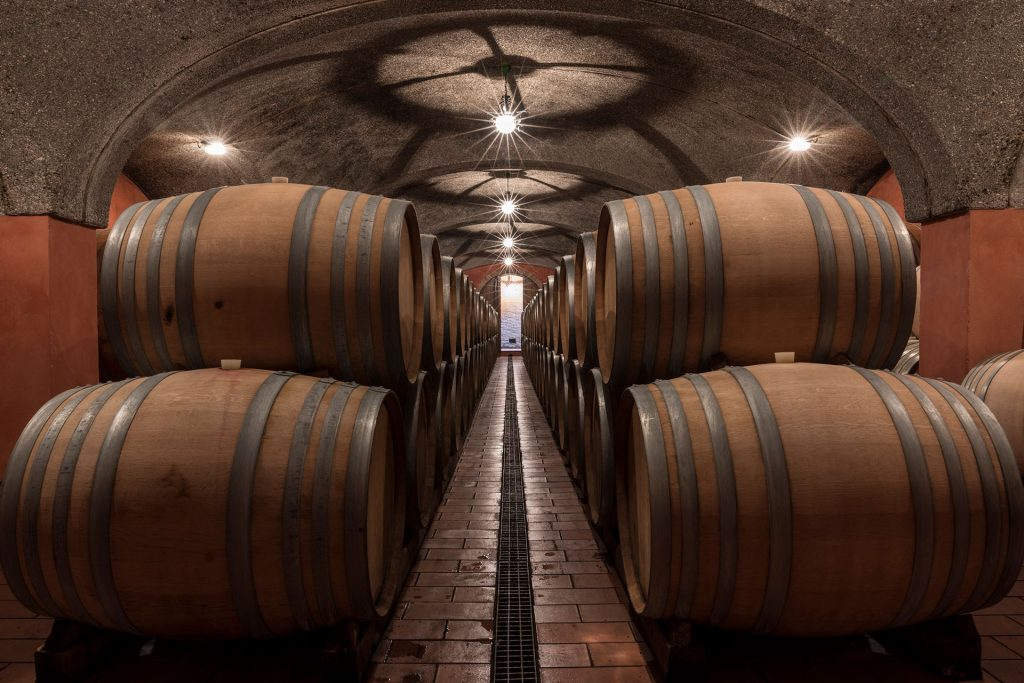 tenuta włoskie wino san leonino