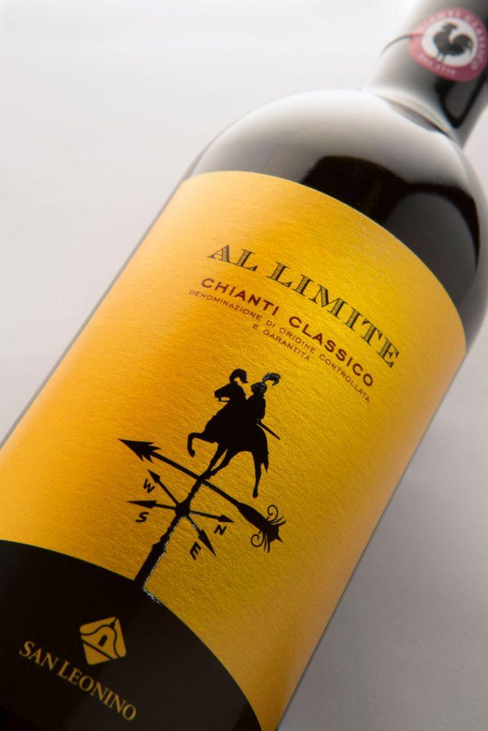 włoskie wino chianti san leonino