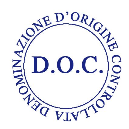Denominazione diOrigineControllata(kontrolowane oznaczenie pochodzenia)