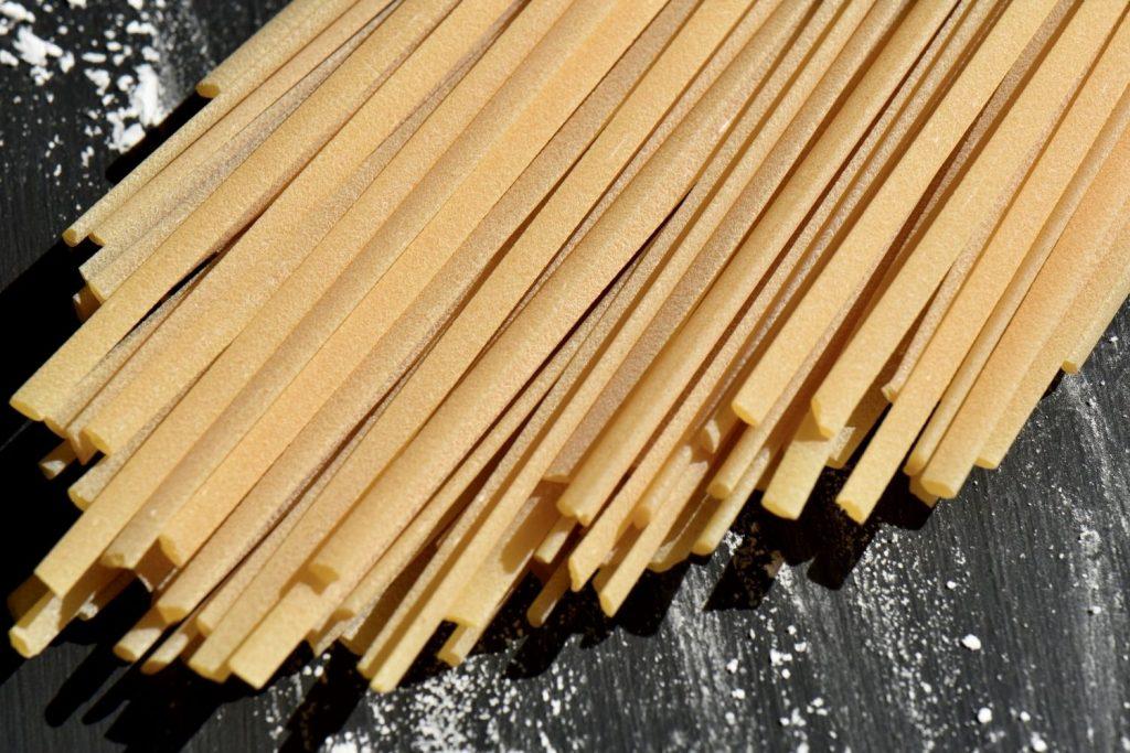makaron linguine - pasta włoska