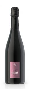 Wino ROSÉ Spumante Rosato da uve Pinot Nero
