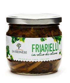 Friarielli in olio di oliva