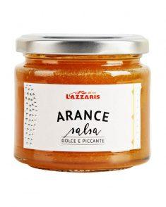 Salsa dolce-piccante di Arance