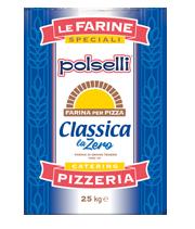 Polselli Farina Classica la Zero