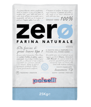 Polselli Farina Linea Zero tipo 1