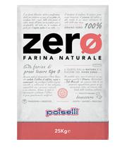 Polselli Farina Linea Zero tipo 0